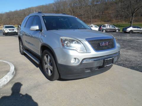 2011 GMC Acadia for sale at Maczuk Automotive Group in Hermann MO