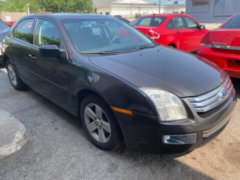 2006 Ford Fusion for sale at Two Rivers Auto Sales Corp. in South Bend IN