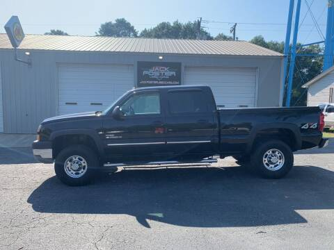 2005 Chevrolet Silverado 2500HD for sale at Jack Foster Used Cars LLC in Honea Path SC