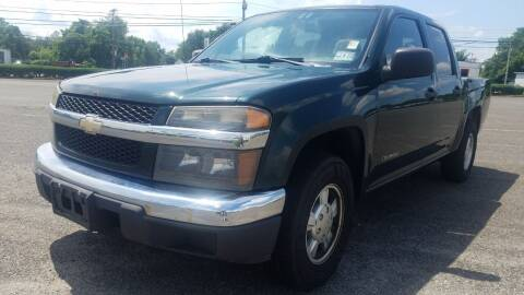 2005 Chevrolet Colorado for sale at Wrightstown Auto Sales LLC in Wrightstown NJ