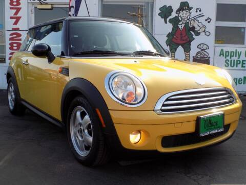 2007 MINI Cooper for sale at Village Motor Sales in Buffalo NY
