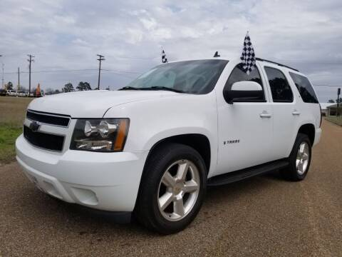 2007 Chevrolet Tahoe for sale at JC Truck and Auto Center in Nacogdoches TX