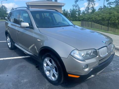 2009 BMW X3 for sale at LA 12 Motors in Durham NC