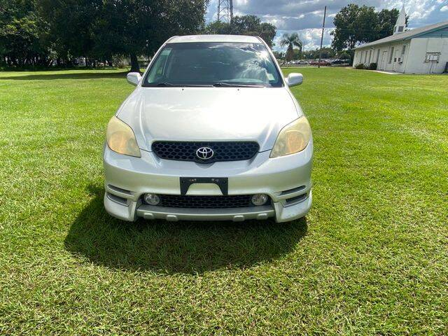 2003 Toyota Matrix for sale at AM Auto Sales in Orlando FL