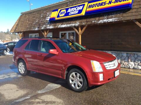 2008 Cadillac SRX for sale at MOTORS N MORE in Brainerd MN