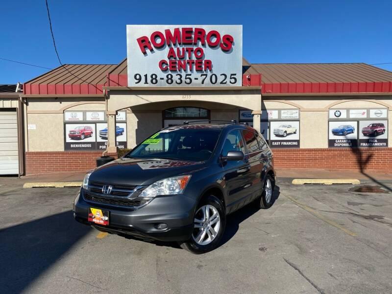 2011 Honda CR-V for sale at Romeros Auto Center in Tulsa OK