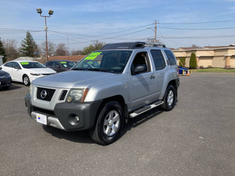 2010 Nissan Xterra for sale at Majestic Automotive Group in Cinnaminson NJ