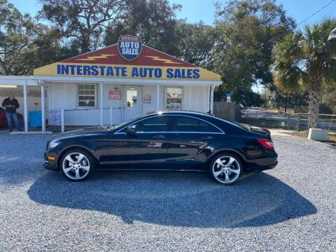 2013 Mercedes-Benz CLS for sale at INTERSTATE AUTO SALES - Olive Road Lot in Pensacola FL