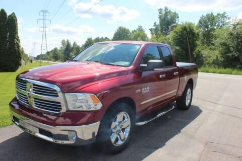 2013 RAM Ram Pickup 1500 for sale at D & B Auto Sales LLC in Washington MI