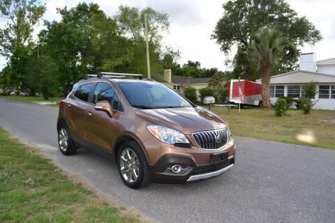 2016 Buick Encore for sale at Car Bazaar in Pensacola FL