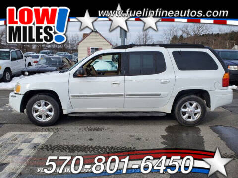 2003 GMC Envoy XL for sale at FUELIN FINE AUTO SALES INC in Saylorsburg PA