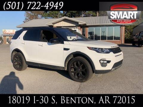 2017 Land Rover Discovery Sport for sale at Smart Auto Sales of Benton in Benton AR