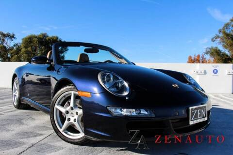 2007 Porsche 911 for sale at Zen Auto Sales in Sacramento CA