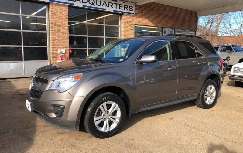 2010 Chevrolet Equinox for sale at County Seat Motors East in Union MO