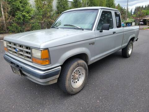 1992 Ford Ranger for sale at TOP Auto BROKERS LLC in Vancouver WA