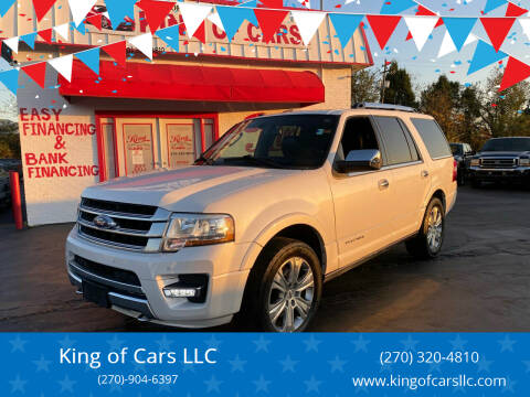 2016 Ford Expedition for sale at King of Cars LLC in Bowling Green KY