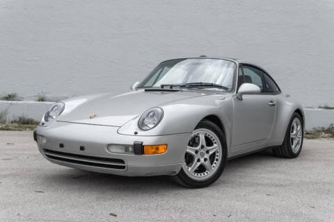 1997 Porsche 911 for sale at ZWECK in Miami FL