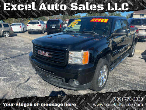 2011 GMC Sierra 1500 for sale at Excel Auto Sales LLC in Kawkawlin MI
