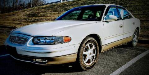 2003 Buick Regal for sale at Auto Titan - BUY HERE PAY HERE in Knoxville TN