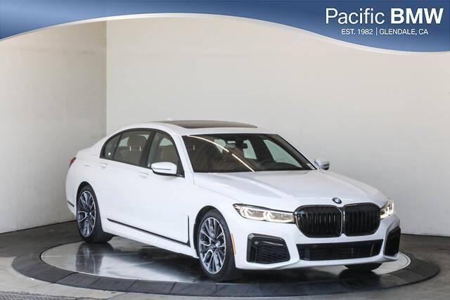2022 BMW 7 Series 740i