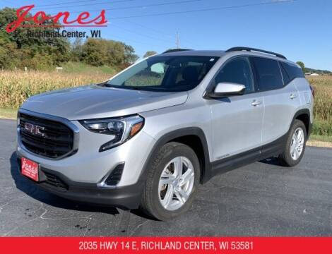 2018 GMC Terrain for sale at Jones Chevrolet Buick Cadillac in Richland Center WI
