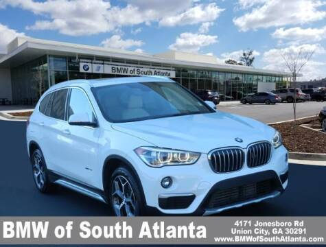 2017 BMW X1 for sale at Carol Benner @ BMW of South Atlanta in Union City GA