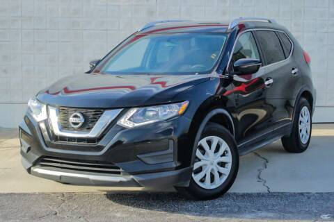 2017 Nissan Rogue for sale at Cannon and Graves Auto Sales in Newberry SC