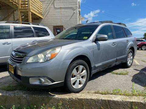 2011 Subaru Outback for sale at NORTHEAST IMPORTS LLC in South Portland ME