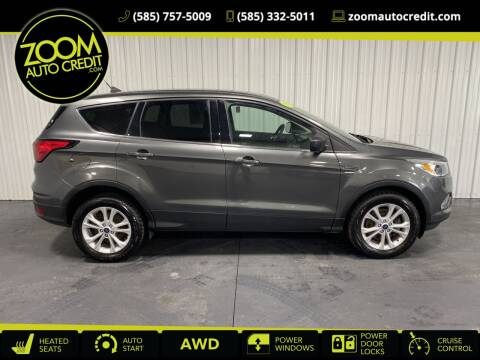 2019 Ford Escape for sale at ZoomAutoCredit.com in Elba NY