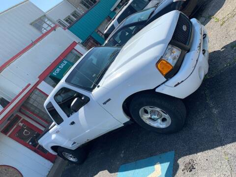 2003 Ford Ranger for sale at Trocci's Auto Sales in West Pittsburg PA