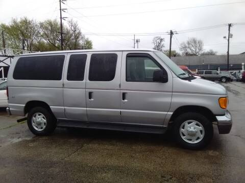 2007 Ford E-Series Wagon for sale at Autos Inc in Topeka KS
