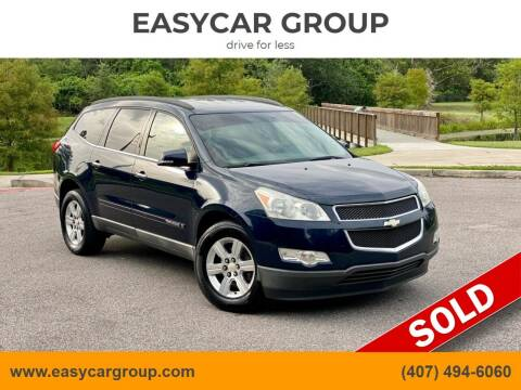 2009 Chevrolet Traverse for sale at EASYCAR GROUP in Orlando FL