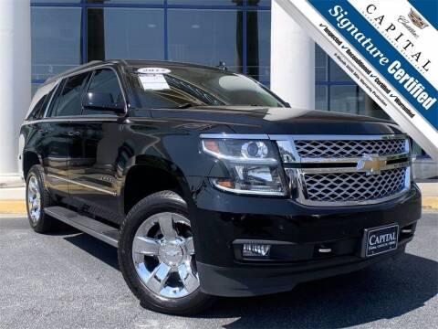 2017 Chevrolet Tahoe for sale at Capital Cadillac of Atlanta in Smyrna GA