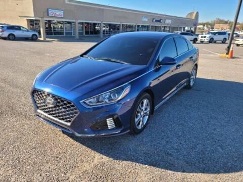 2018 Hyundai Sonata for sale at 2nd Chance Auto Sales in Montgomery AL