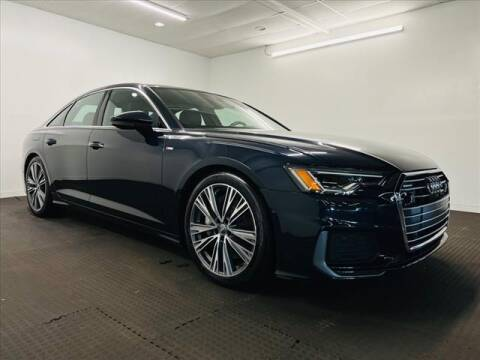 2019 Audi A6 for sale at Champagne Motor Car Company in Willimantic CT