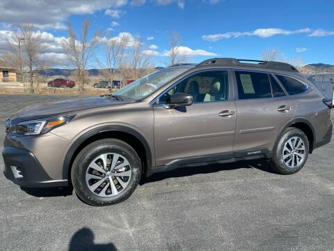 2021 Subaru Outback for sale at Salida Auto Sales in Salida CO