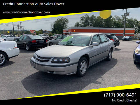 2005 Chevrolet Impala for sale at Credit Connection Auto Sales Dover in Dover PA