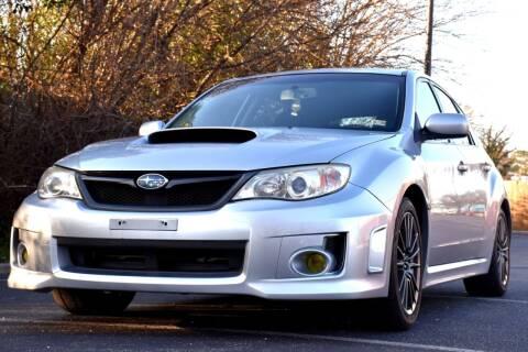 2012 Subaru Impreza for sale at Wheel Deal Auto Sales LLC in Norfolk VA