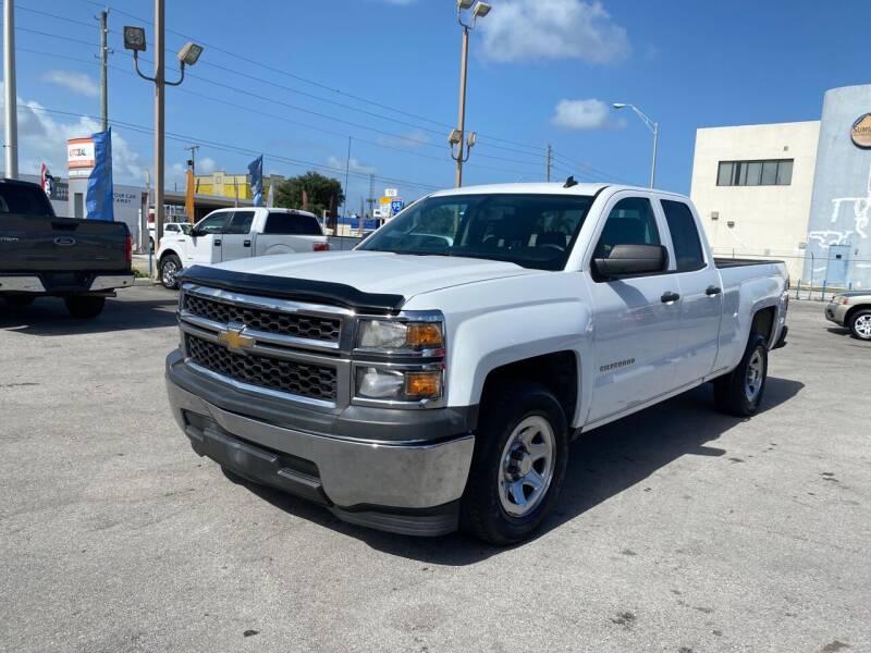 2014 Chevrolet Silverado 1500 for sale at MANA AUTO SALES in Miami FL