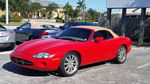 1999 Jaguar XK-Series for sale at Auto Quest USA INC in Fort Myers Beach FL