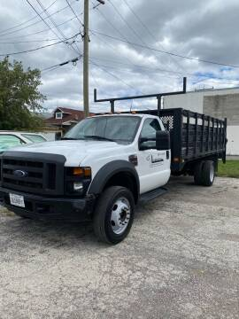 2008 Ford F-450 Super Duty for sale at RON'S AUTO SALES INC - MAYWOOD in Maywood IL