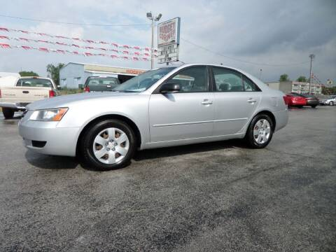 2008 Hyundai Sonata for sale at Budget Corner in Fort Wayne IN