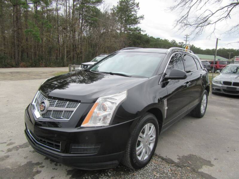 2011 Cadillac SRX for sale at Bullet Motors Charleston Area in Summerville SC