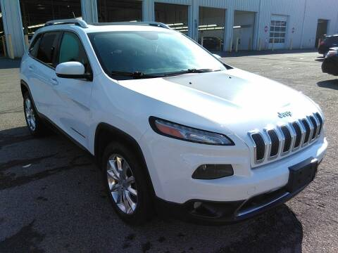 2014 Jeep Cherokee for sale at MOUNT EDEN MOTORS INC in Bronx NY