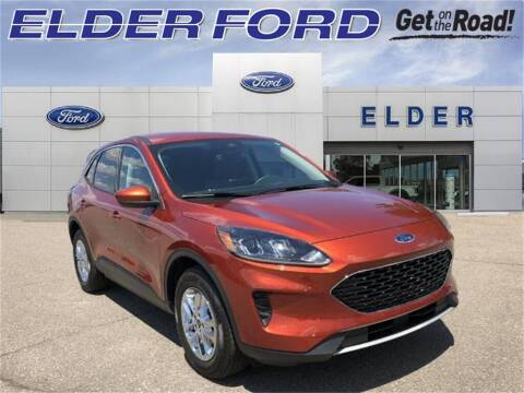 2020 Ford Escape for sale at Mr Intellectual Cars in Troy MI