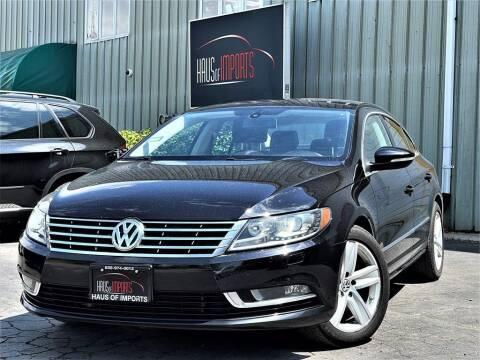2014 Volkswagen CC for sale at Haus of Imports in Lemont IL