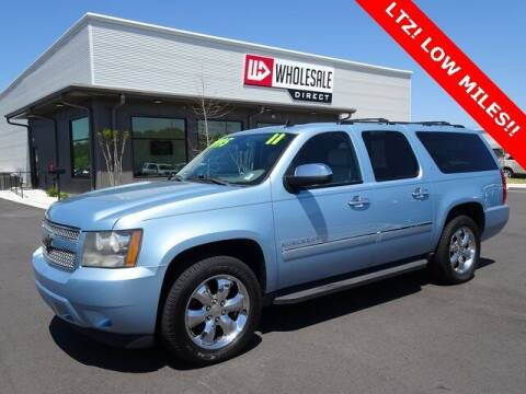 2011 Chevrolet Suburban for sale at Wholesale Direct in Wilmington NC