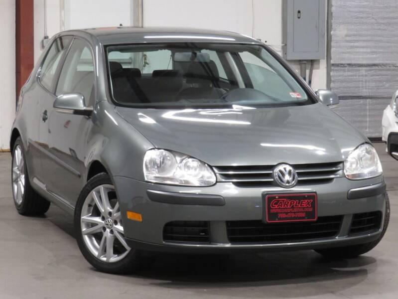 2007 Volkswagen Rabbit for sale at CarPlex in Manassas VA