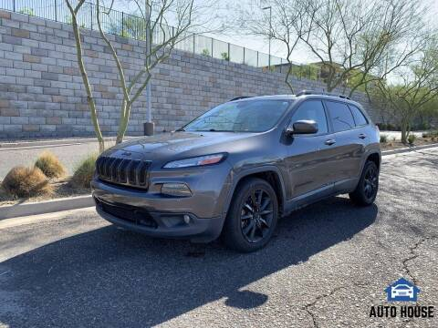 2014 Jeep Cherokee for sale at AUTO HOUSE TEMPE in Tempe AZ