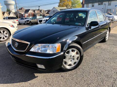 2000 Acura RL for sale at Majestic Auto Trade in Easton PA